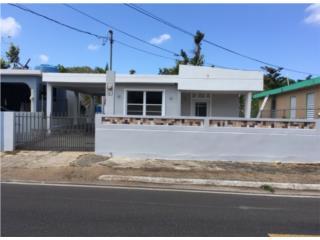 Casa Remodelada en Bo. Cortés en Manatí