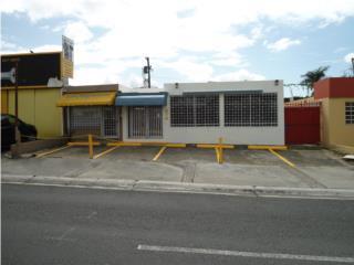 Ave Campo Rico, lado de S J varios locales.