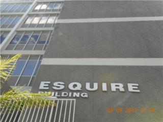 Esquire Bldg. Oficina #402