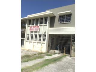 Edificio comercial, Rambla, Ponce