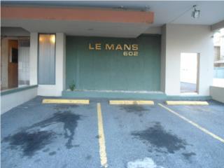 Cond. Le Mans, Remodelada, Frente al Tribunal