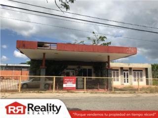 Antiguo Estación de Gasolina PR-125