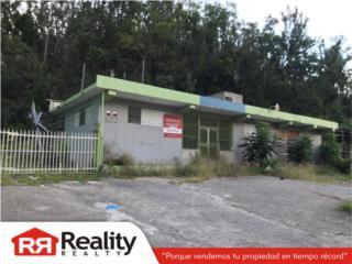 Prop. Comercial PR-628, Arecibo