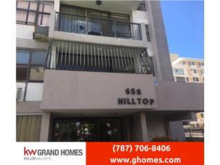 Cond. Hilltop, San Juan Miramar, Apto.