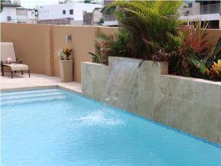 New custombuilt 6B house w pool in Condado