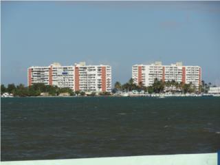 Ocean front view apartment at Isleta Marina!