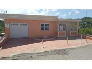 Casa, 4 ctos, 2 baños, Bo. Franquez, Morovis
