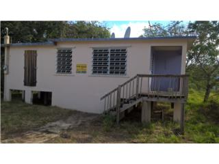 Culebra Fixer Upper House with Commercial Zoning