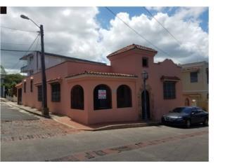 Residencia Tipo Español en Zona Histórica