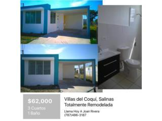 Urb. Villas del COquí #L-16 *REMODELADA*