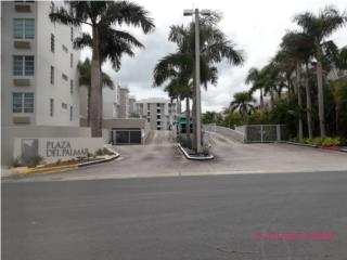 Plaza del Palmar, Ascensor, parkings bajo techo