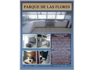 Parq De Las Flores, De Show,PH/,Equip,3h/2.5b
