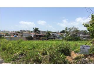 Terreno llano de Esquina en Villa Lucia