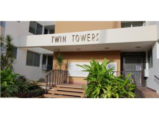 Cond. Twin Tower, 3-2, $85k,