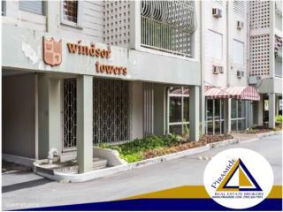 Gran apartamento en Windsor Towers, San Juan.