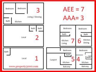 7 AEE, 3 AAA, 7 UNIDADES, EXPOSICION, OFERTE!!