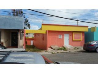 Propiedad Comercial en Arecibo