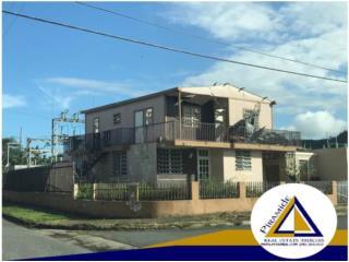 Prop.en esquina en Rio Blanco Heights,Naguabo