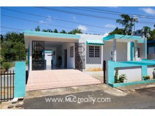 Casa con amplio solar en Hatillo