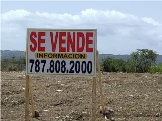 Solares 3,000 mc. Carr. 305 comercial/residencial