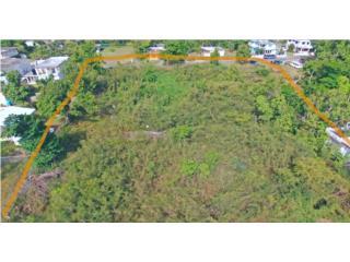 Terreno de 4,043 MC - Vieques