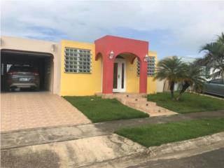 Casa Terrera con patio Urb Pabellones