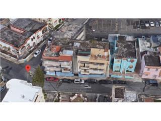 Santa Rita, esquina, 8 apts, 13,412pc, 528mc