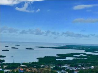 Terreno con vista al mar. Vista espectacular