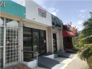3  COMMERCIAL SPACES  AVE MUNOZ RIVERA