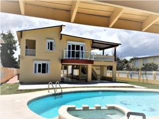 BEACH FRONT W/POOL/JACUZZ; 5/4; 901 SQ. MT.