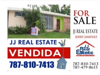 Urb.Colinas de Fair View, 3h 2b.  VENDIDA!