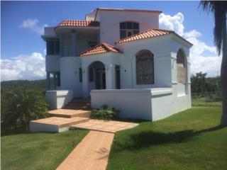 Casa 6 cuartos, 4 baños, 2,000 mts/2 solar