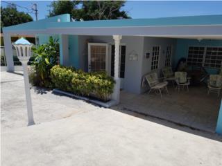 Casa 2h, 2b con piscina en La Parguera