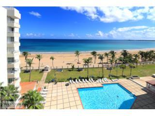 Ocean Front Penthouse at Playa Dorada.