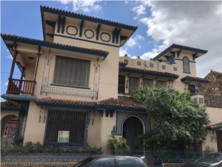 Edificio Histórico, comercial y residencial