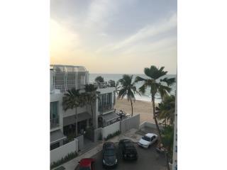 Condado Edificio  6 Apartos  directo a Playa