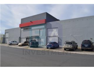 Almacen 15,000 p/c Comercial/Industrial