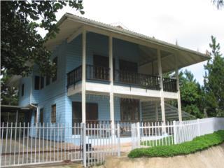 Barrio Perchas - Morovis  Casa de Campo