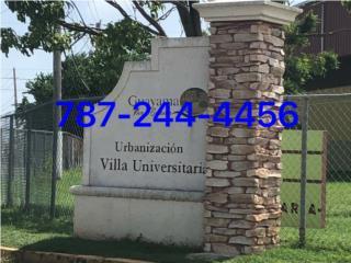 Villa Universitaria/100% financiada/ayudas