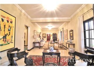 Luxury Estate in Condado (Washington St)!