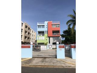 Penthouse amueblado,Costa Azul Luquillo