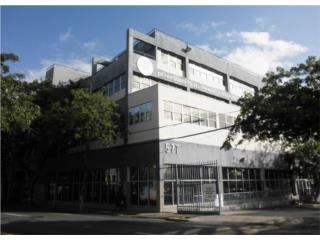 Edif. Comercial 4 pisos, 42,524 pc,  $1,650,000