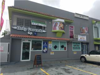 Excelente Comercial Esq Plaza Carolina 8 locales