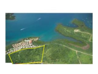 5 acres Culebra with Ocean View