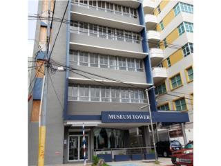Building Museum Tower, Santurce