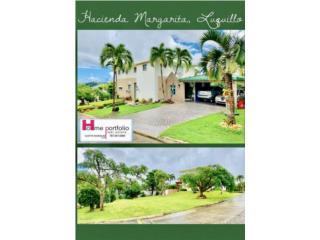 Hacienda Margarita 4hab/2.5b y 1 apt. $284k