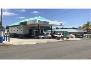 Garage de gasolina en La Parguera