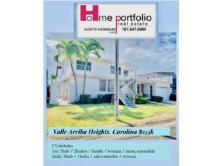 Valle Arriba Heights $155k Excelentes condiciones