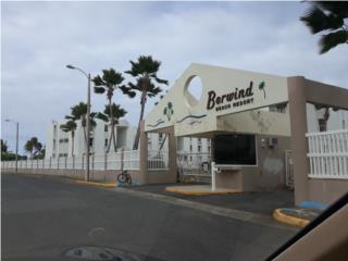 Ocean front/Berwind Beach Resort $390k
