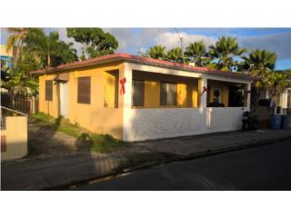 Culebra House 2 bed 1 bath Barriada Clark